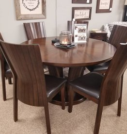 Crownmark Daria Table w/ 6 Chairs