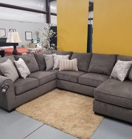 United Harlow Ash Sectional