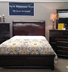 Crownmark Portsmouth Bedroom - King