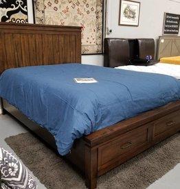 Crownmark Cassidy Storage Bed Queen