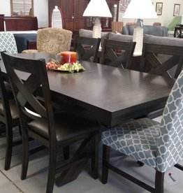 Crownmark Havana Table w/ 6 Chairs