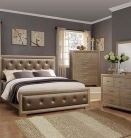 Crownmark B1700 Fontaine King Bedroom