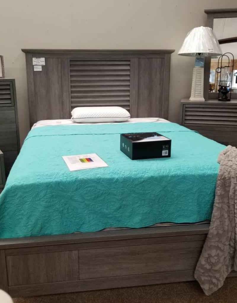 Crownmark Sarter Seaside Bedroom Set   Queen Size ...