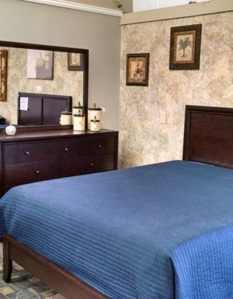 Crownmark Silva Silvia Bedroom Set   Queen Size