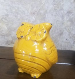Crestview Ceramic Owl