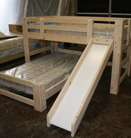 Bargain Bunks Mini-Bunk T-Shape w/ Slide