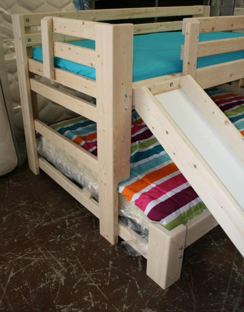 Bargain Bunks Mini-Bunk Traditional w/ Slide