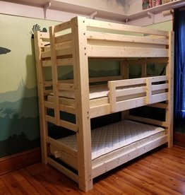 Bargain Bunks Triple Bunk Traditional