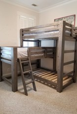 Bargain Bunks Triple Bunk T-Shape Style