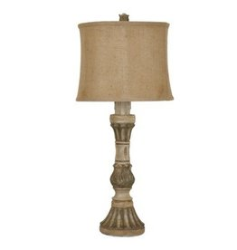 Crestview Childers Table lamp w/ shade