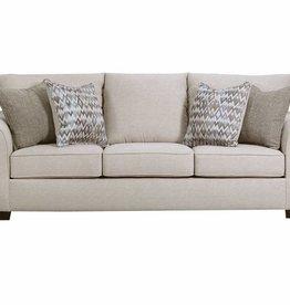United Boston Linen Sofa