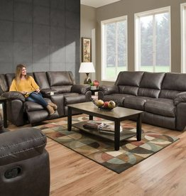United Shiloh Granite Sofa and Loveseat (No power)