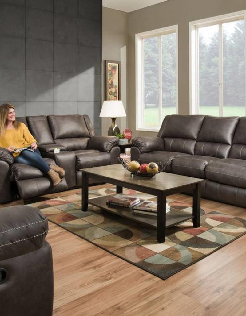 United Shiloh Granite Sofa and Loveseat (No power)