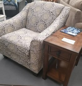 United Antique Mosaic Accent Chair