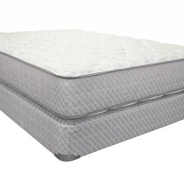 Corsicana 2005 Rossington Double-Sided Plush Mattress- Twin