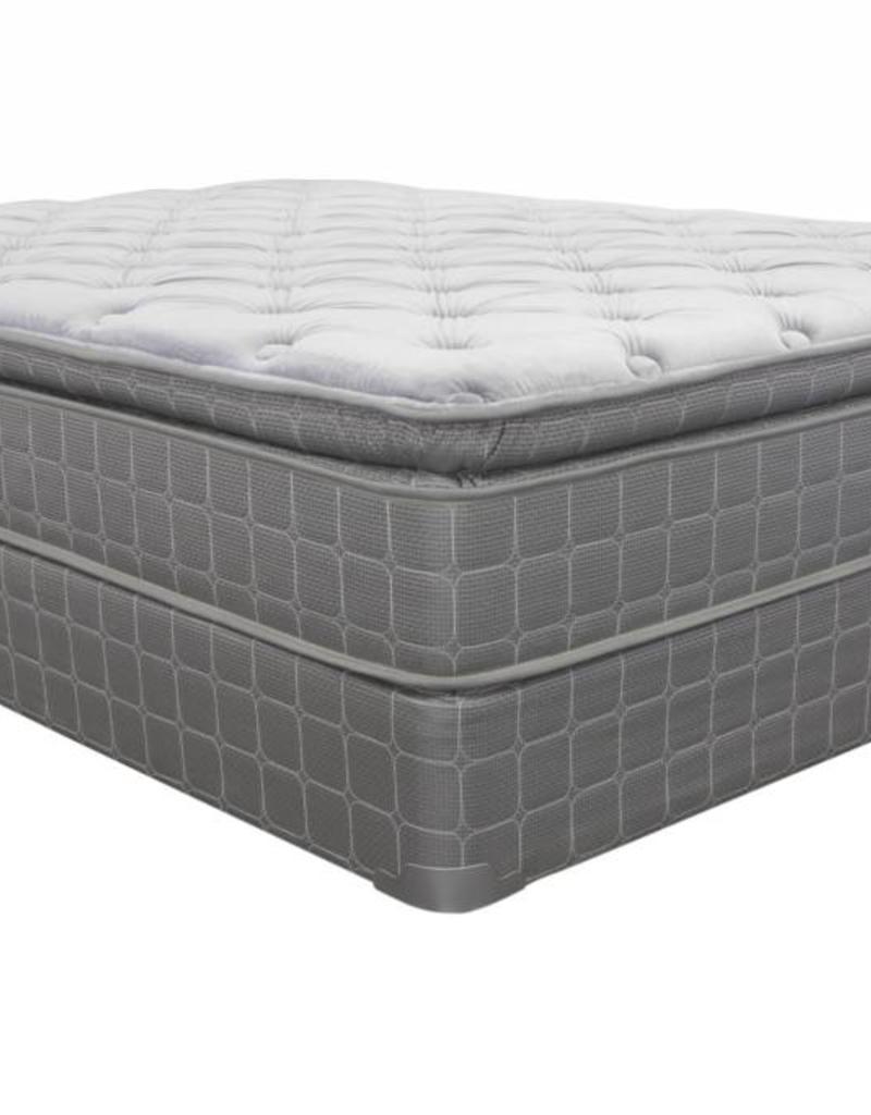 pillow top mattress queen. Corsicana Bramwell Teddy Bear Pillowtop Mattress Set - Queen Pillow Top Mattress Queen
