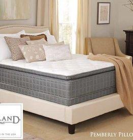 Corsicana Pemberly Tru-Cool Pillowtop Mattress Set - Full