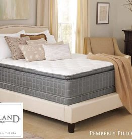 Corsicana Pemberly Tru-Cool Pillowtop Mattress only - Twin Size