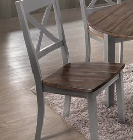 United A La Carte Dining Chair - Gray