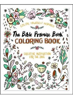 The Bible Promise Coloring Book