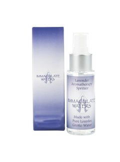 Lourdes Holy Water Aromatherapy Spritzer