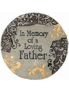 Loving Father Stepping Stone