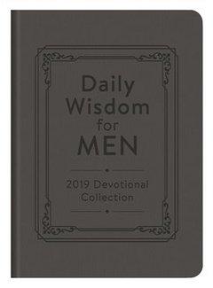 Daily Wisdom for Men 2019