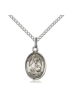 St. Albert the Great Oval Medal with Chain
