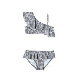 rylee cru rylee + cru one shoulder bikini