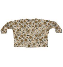 rylee cru rylee + cru oversized blouse