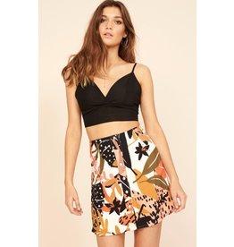 MinkPink minkpink mini skirt