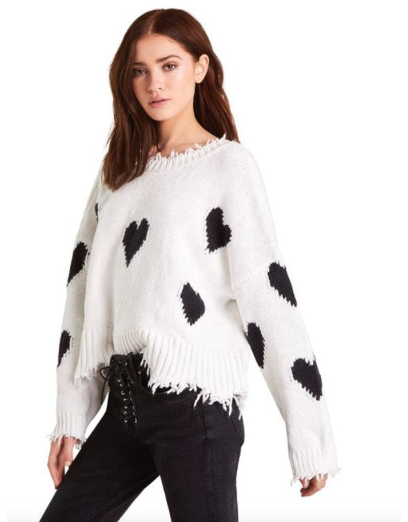 wildfox wildfox palmetto sweater