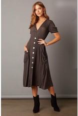 cotton candy pretty pockets dress