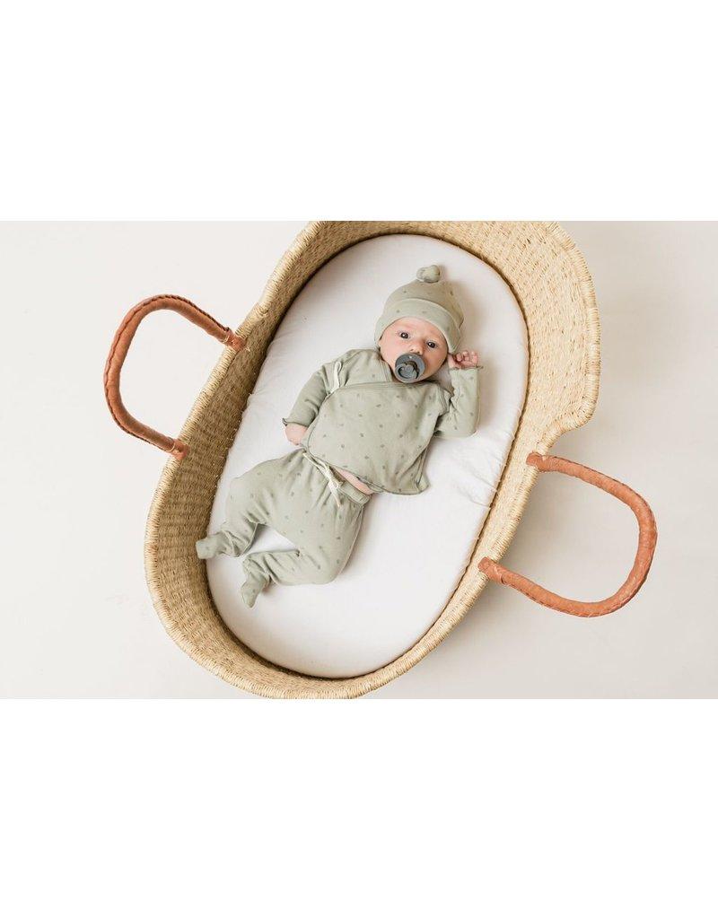 rylee cru quincy mae organic baby hat