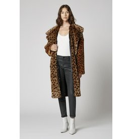 blank nyc blank nyc party animal faux fur coat