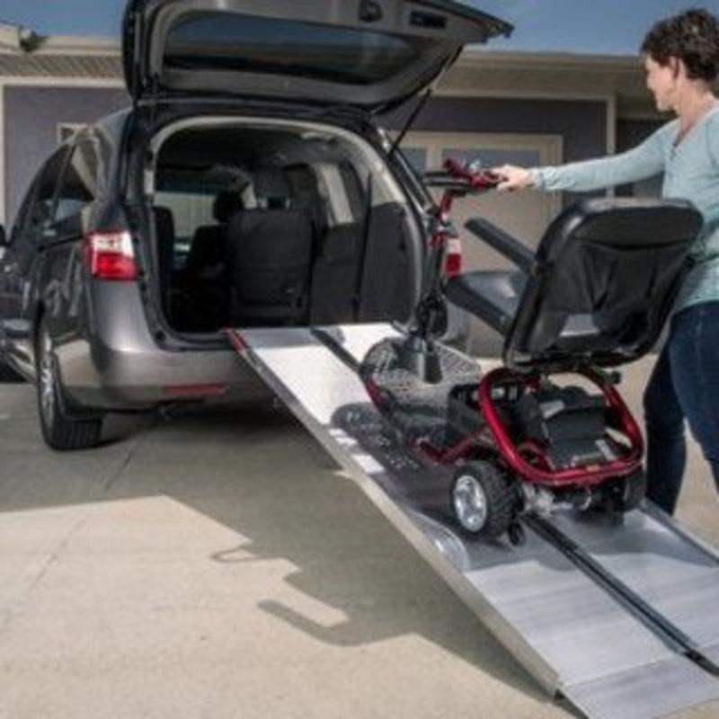 EZ EZ Access Suitcase Ramp