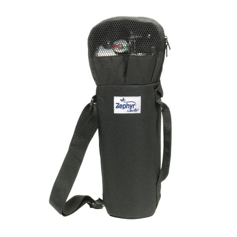 Zephyr Oxygen Tank Shoulder Bag For M6 Cylinders