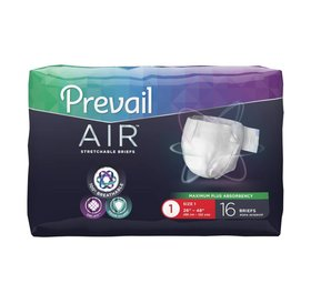 "Prevail Prevail Air™ Maximum Plus Absorption - Size 3 - XL (58""-70"")"