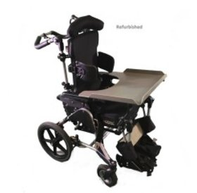 Refurbished Pediatric Transport with Table and Handbrake