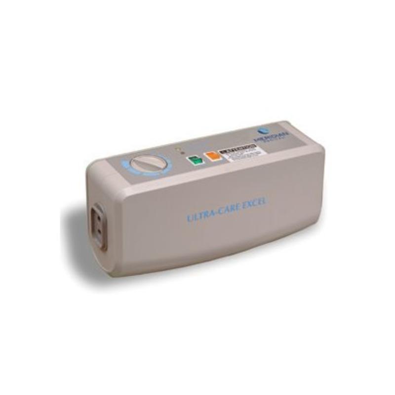 """Meridian Ultra-Care 8"""" Mattress W/8 LPM Pump"""