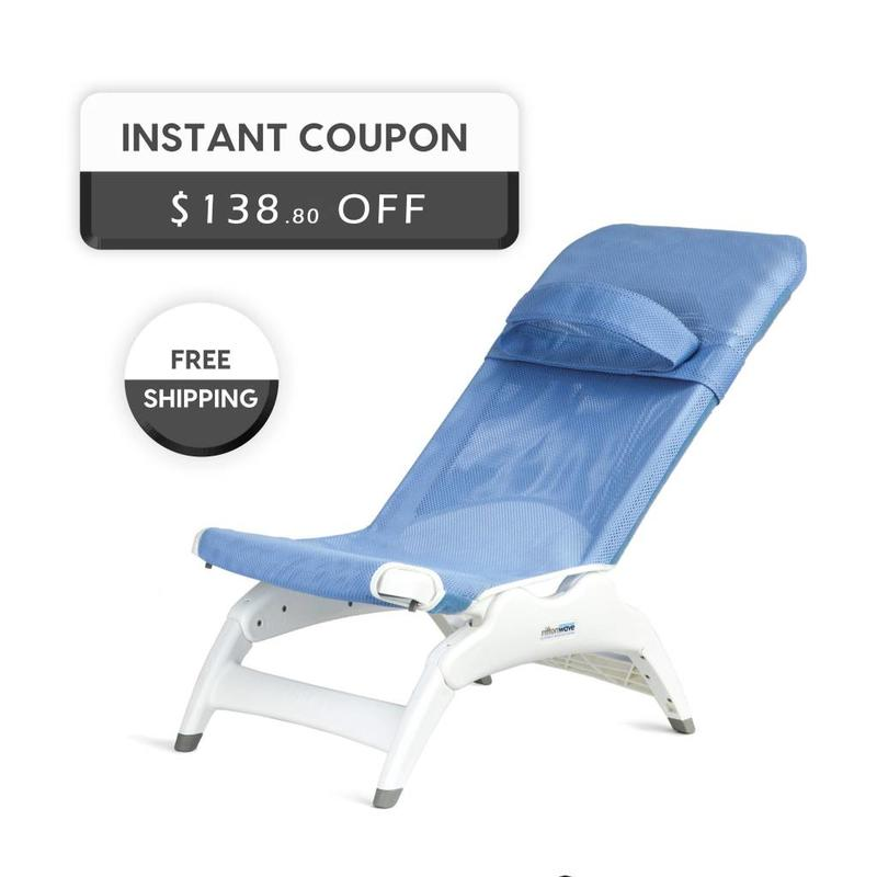Wave Bathing System - Large | Accessibility Medical Equipment ...