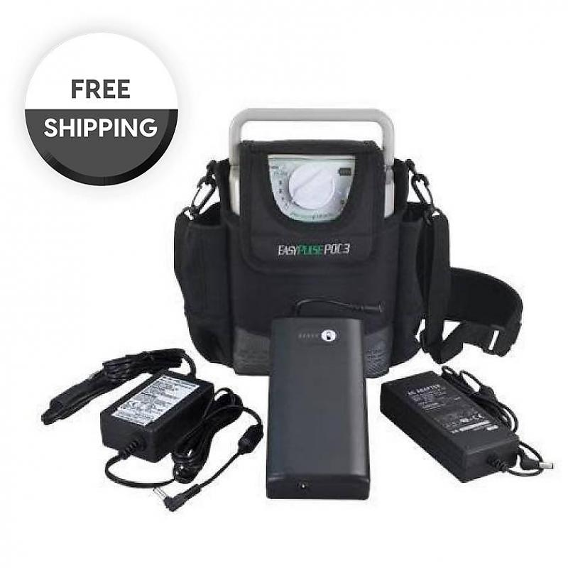 Portable Oxygen Concentrator | Free Shipping