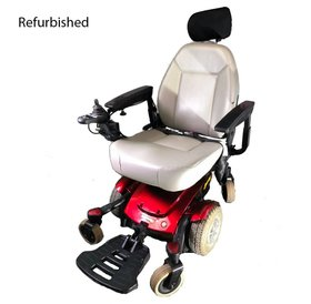 Refurbished Pride Jazzy Select Power Wheelchair