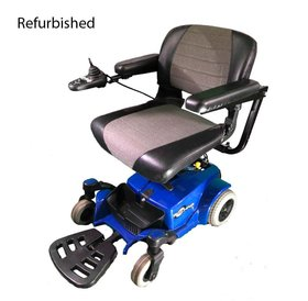 Pride Refurbished Pride Go Chair - Blue
