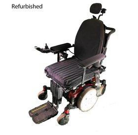 Quantum Refurbished Quantum Edge Q6 Power Wheelchair - Red
