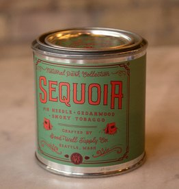 Good and Well Supply Company National Park Candle - Sequoia