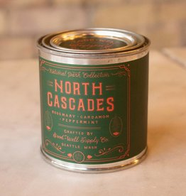 Good and Well Supply Company National Park Candle - North Cascades