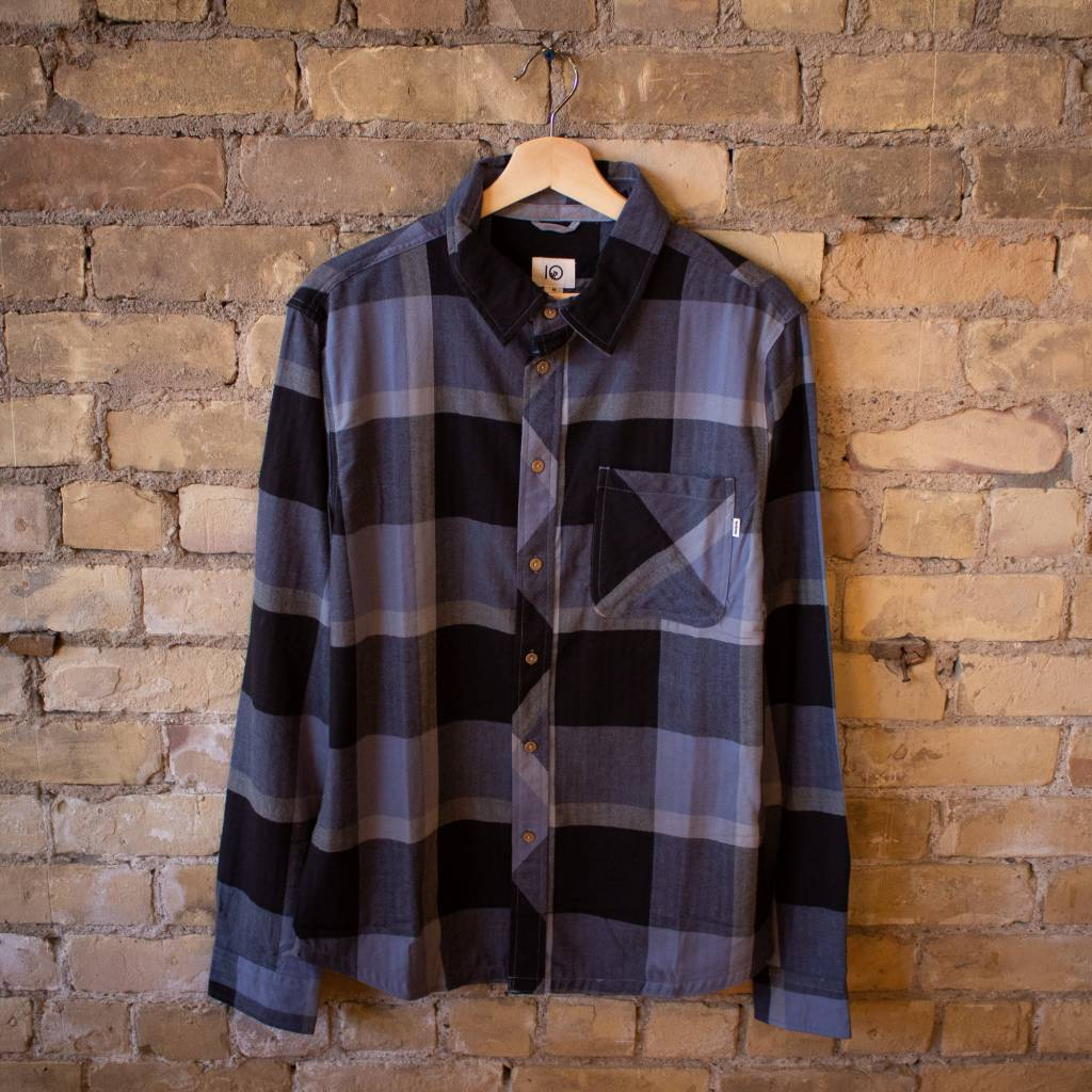 tentree Fergus Longsleeve Button Up