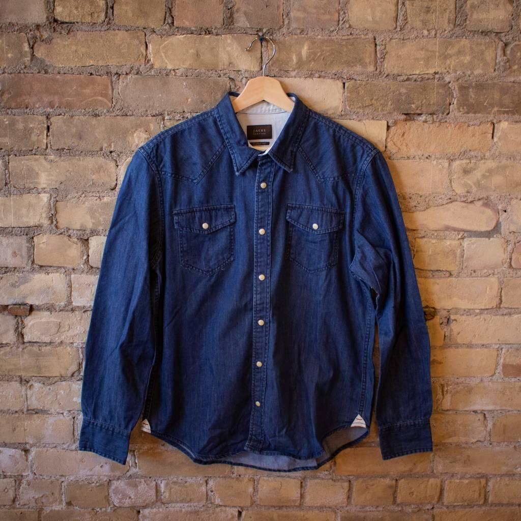Jach's NY Western Shirt w/ Snaps