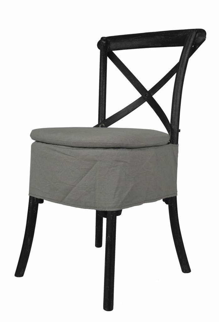 x back chair white grain xback chair cushion dry grey oatmeal linen back dry linen artful ellijay